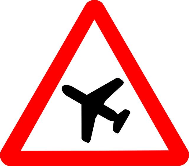 Strah pred letenjem - Z letalom na poti