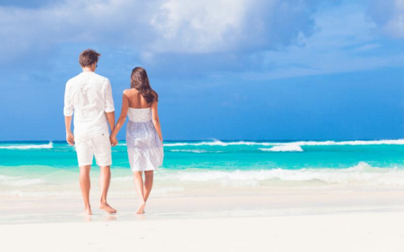 Poročno potovanje